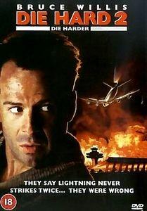 Крепкий орешек 2 (Blu-ray)* на Blu-ray
