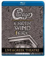 Chicago Earth Wind and Fire Live at the Greek Theatre (Blu-ray)