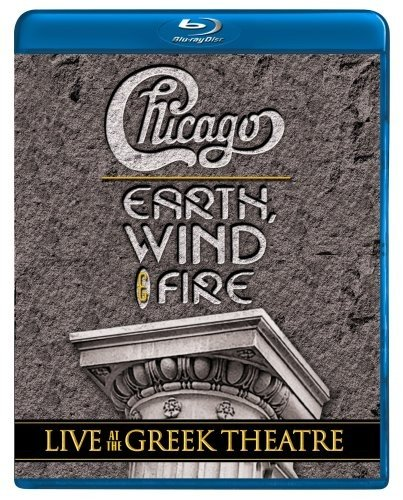 Chicago Earth Wind and Fire Live at the Greek Theatre (Blu-ray) на Blu-ray
