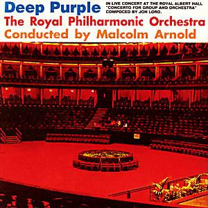 Deep Purple - The Royal Philarmonic Orcestra 1969 на DVD