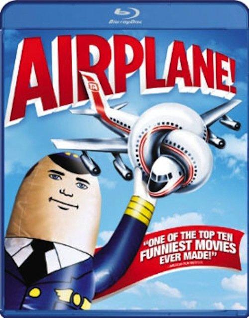 Аэроплан (Blu-ray)* на Blu-ray