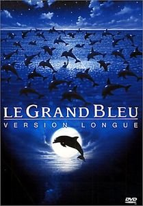 Голубая бездна (Режиссерская версия) на DVD
