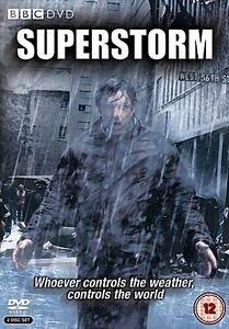 Супершторм 3 серии на DVD