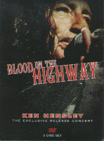 Ken Hensley Blood On The Highway (2 DVD)