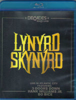 Lynyrd Skynyrd Live in Atlantic City (Blu-ray)