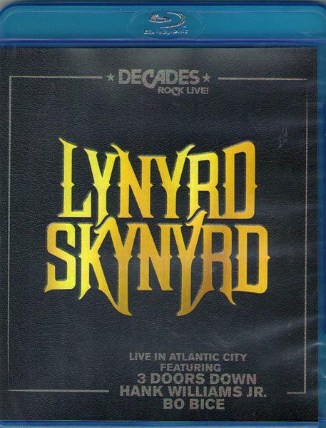 Lynyrd Skynyrd Live in Atlantic City (Blu-ray)