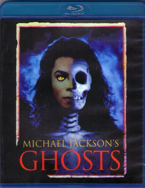 Michael Jackson Ghosts (Blu-ray)* на Blu-ray
