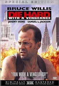 Крепкий орешек 3 (Blu-ray)* на Blu-ray