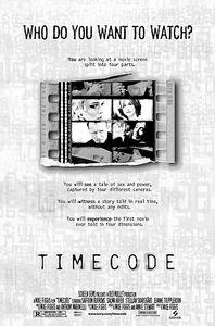 Временной код на DVD