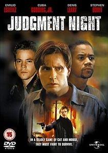 Ночь страшного суда на DVD