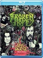 Broken Hope Live Disease At Brutal Assault (Blu-ray)