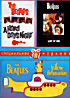 "The Beatles ""A hard day's night / Let it be / Yellow submarine"" на DVD"
