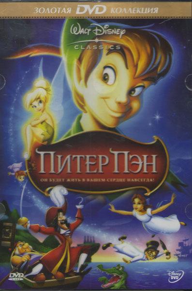 Питер Пен / Питер Пен 2 Возвращение в Нетландию (2 DVD) на DVD