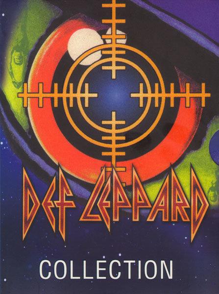 Def Leppard Collection (2 DVD) на DVD