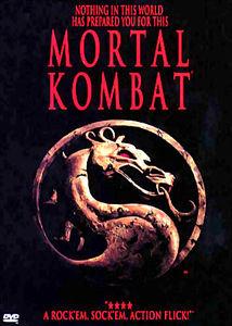 Mortal kombat Смертельная битва на DVD