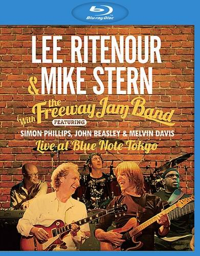 Lee Ritenour and Mike Stern with The Freeway Band Live at The Blue Note Tokyo (Blu-ray) на Blu-ray
