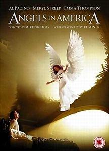 Ангелы в Америке на DVD