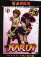 Карин. Серии  (24 серии) 2 DVD