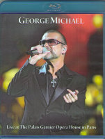 George Michael Live at The Palais Garnier Opera House in Paris (Blu-ray)*
