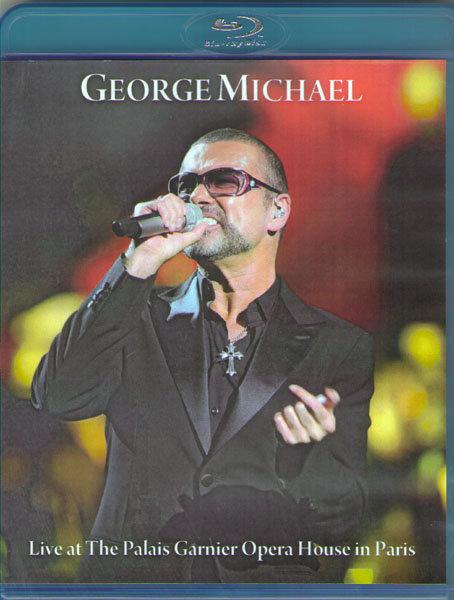 George Michael Live at The Palais Garnier Opera House in Paris (Blu-ray)* на Blu-ray
