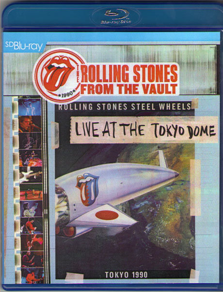 The Rolling Stones From The Vault Live in Leeds 1982 (Blu-ray)* на Blu-ray