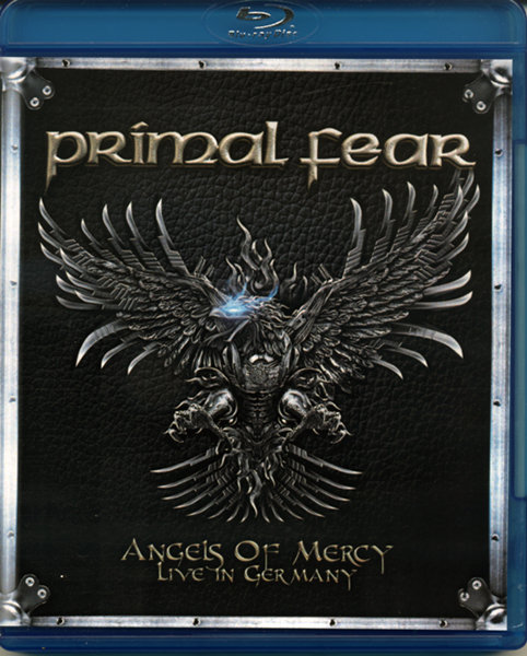 Primal Fear Angels of Mercy Live in Germany (Blu-ray)* на Blu-ray