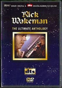 Rick Wakeman - The ultimate Anthology на DVD