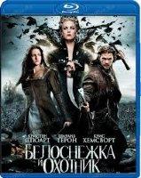 Белоснежка и охотник (Blu-ray)