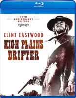 Бродяга высокогорных равнин (Blu-ray)