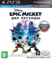Epic Mickey Две легенды (PS3)