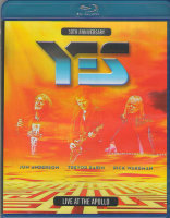 Yes Live At The Apollo 2017 (Blu-ray)*