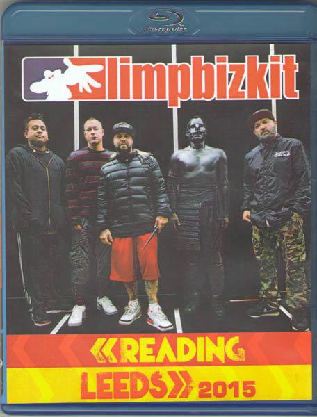 Limp Bizkit Reading Leeds Festival (Blu-ray) на Blu-ray