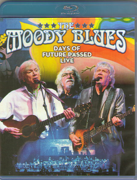 The Moody Blues Days of Future Passed Live (Blu-ray)* на Blu-ray