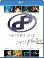 Deep Purple Live at Montreux (Blu-ray)