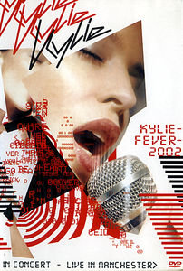 Kylie Minogue: Live In Manchester на DVD