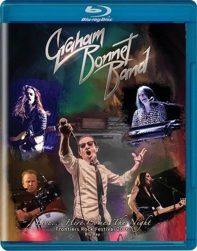 Graham Bonnet Band Live Here Comes the Night (Blu-ray)* на Blu-ray
