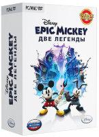 Epic Mickey Две легенды Коллекционное издание (DVD-BOX)