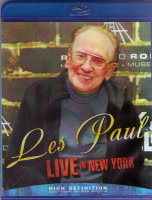 Les Paul Live In New York (Blu-ray)