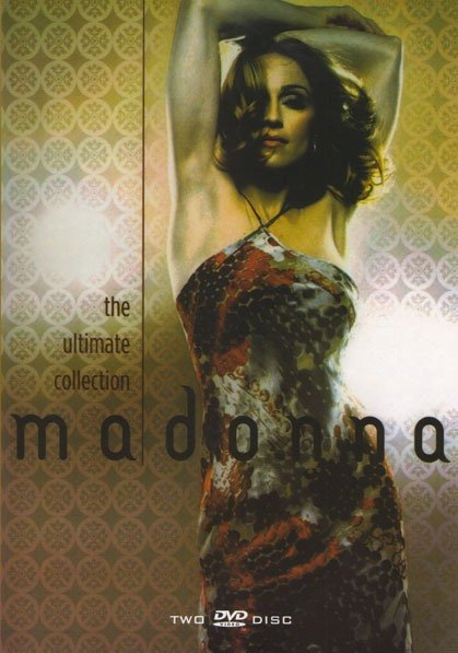 Madonna The ultimate collection (2DVD) на DVD