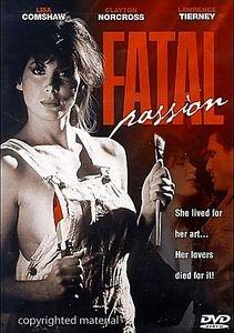 Роковая страсть  на DVD