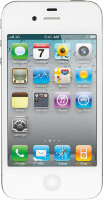 iPhone 4 16 Gb (белый)