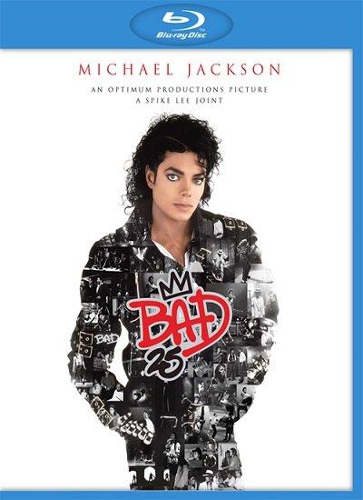 Michael Jackson Bad 25 (Blu-ray) на Blu-ray