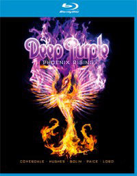 Deep Purple Phoenix Rising (Blu-ray)*