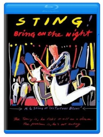 Sting Bring On The Night (Blu-ray)*