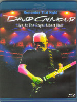 David Gilmour (Remember That Night / Live from the Royal Albert Hall) (Blu-ray)*