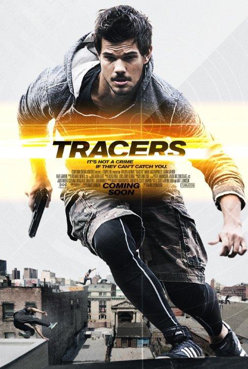 Трейсеры (Blu-ray)* на Blu-ray