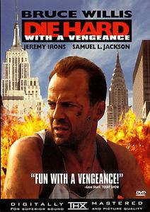 Крепкий орешек 3 (КиноМания) на DVD