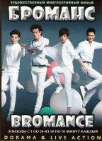 Броманс (18 серий) (4 DVD)