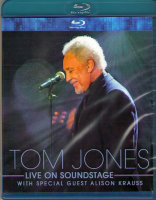 Tom Jones with special guest Alison Krauss Live on Soundstage (Blu-ray)