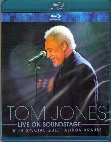 Tom Jones with special guest Alison Krauss Live on Soundstage (Blu-ray)* на Blu-ray
